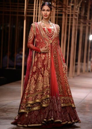 Indian Designer Bridal Dresses Collection (50)