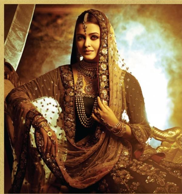 Aishwarya Rai in Bridal Look