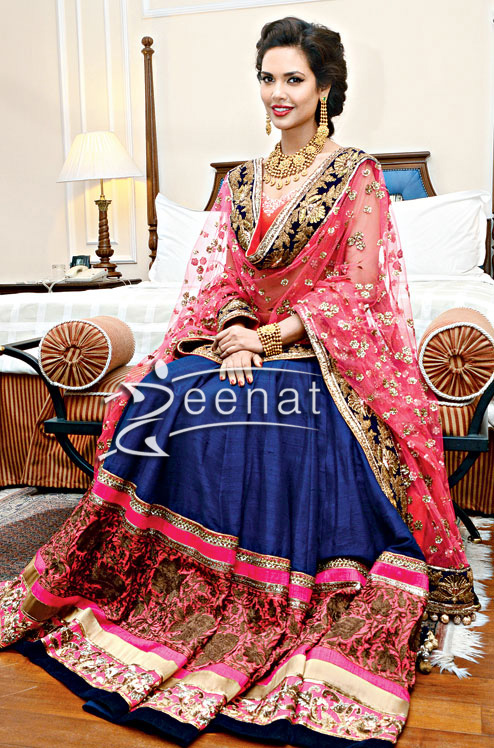 Indian Designer Bridal Dresses Collection (30)