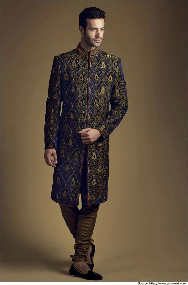 Indian-designer-wedding-wear-groom's-dresses (6)