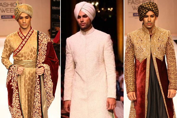 Indian Grooms dress designs