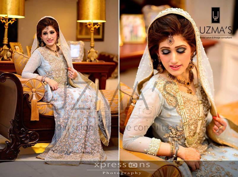Pakistani Designer royal Bridal Dress