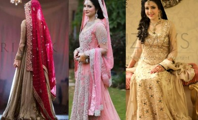Pakistani Bridal Dresses Collection-2016-2017