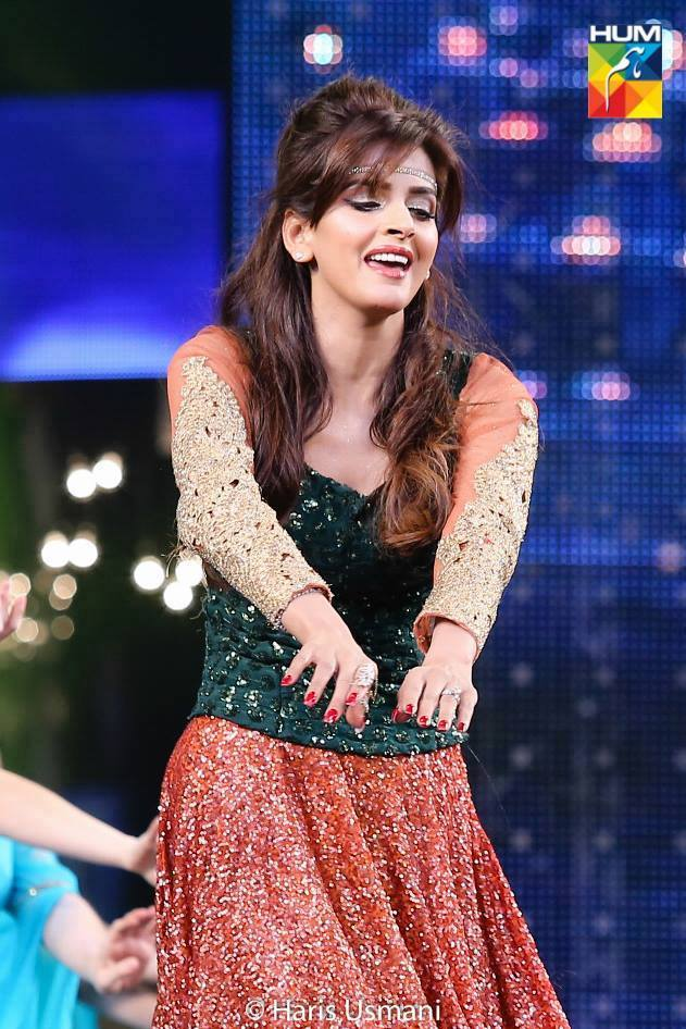 Pakistani Celebrity Dresses