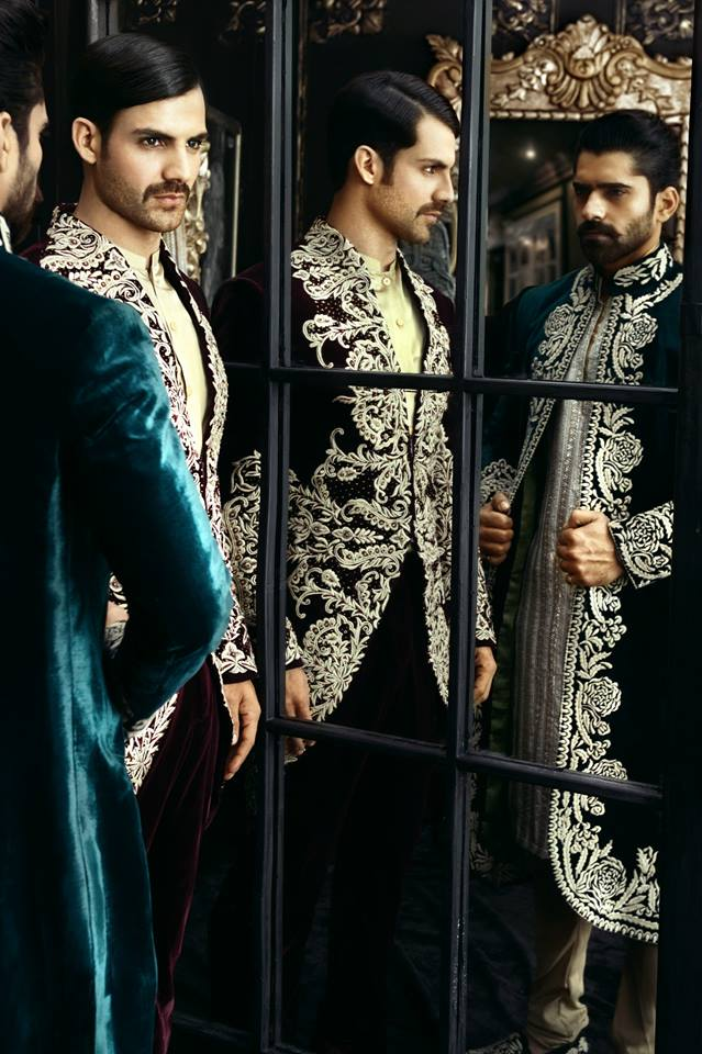 Pakistani-Designer-Grooms-Dresses-Collection (7)
