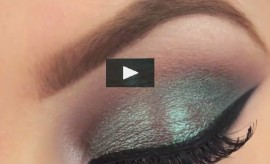 Smokey Eye Make-Up Video Tutorial With Detailed Steps