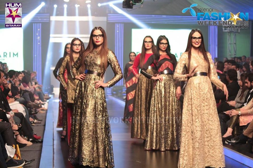 Telenor Bridal Couture Week