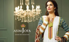 Asim Jofa Luxury Eid Al-Adha Collection 2016 Complete Catalogue