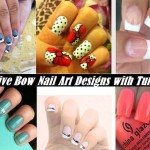 Best-Bow-Nail-Art-designs-with-Tutorials (11)