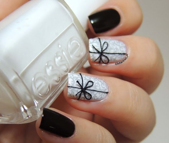 Best-Bow-Nail-Art-designs-with-Tutorials (12)