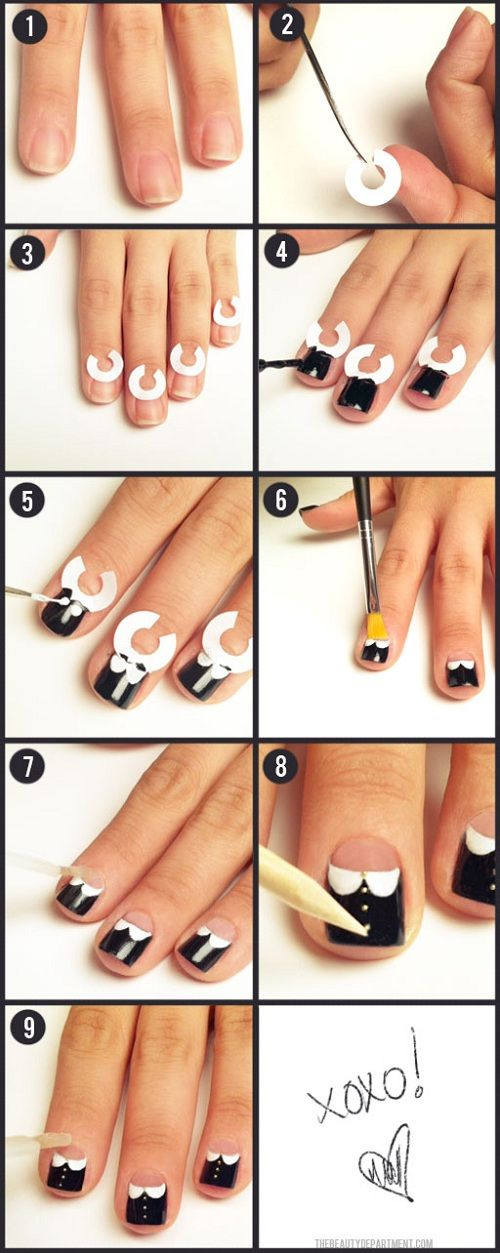Best-Bow-Nail-Art-designs-with-Tutorials (2)