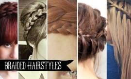 Beautiful Braided Hairstyles with Tutorials – Trendy Braids for Long Hair