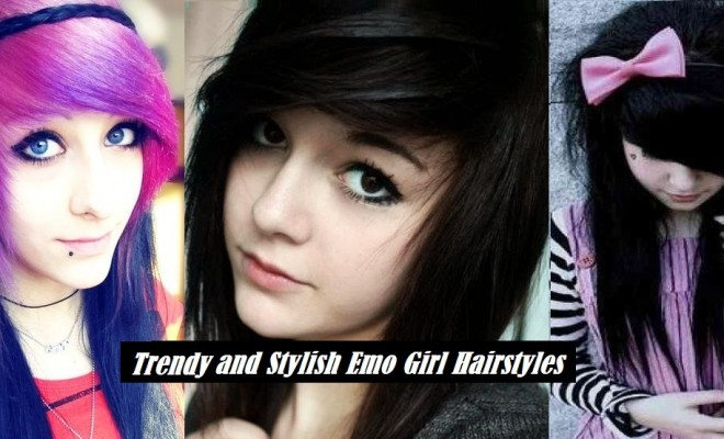 de6477065d6 Classy & Funky Emo Girl Hairstyles for all length Hair – Emo Girl Hairstyle  Pictures
