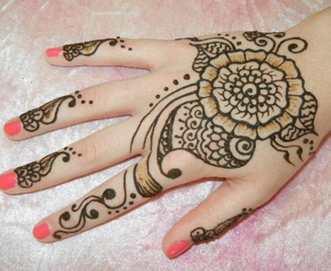 Easy Mehndi Tutorial : Mehndi design tutorials for beginners the perfcet expert advice