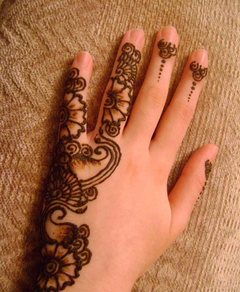 Mehndi design tutorials 2017 for beginners the perfcet expert advice for Simple arabic mehndi designs for beginners home