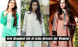 Best Branded and Designer Eid Al-Azha Dresses Collection 2016