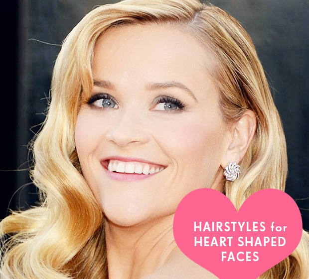 heart shaped face hairstyles