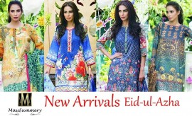 Mausummery Eid-ul-Azha Le Botanique Collection 2015-2016 Catalog with Prices