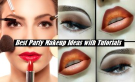 Stylish and Best Party Makeup Ideas with Tutorials – Asian Party Makeover