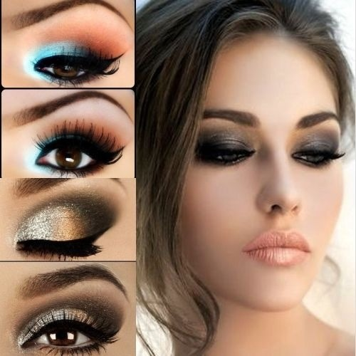 party makeup tutorials and ideas with pictures and steps. Black Bedroom Furniture Sets. Home Design Ideas