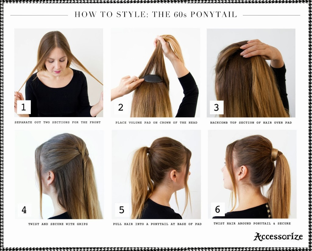 Fantastic Ponytail Hairstyles With Tutorials For Short Amp Long Hair Trendy Short Hairstyles For Black Women Fulllsitofus