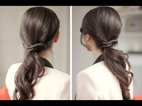 Stylish-Ponytail-Hairstyle-trends-with-Tutorials (7)