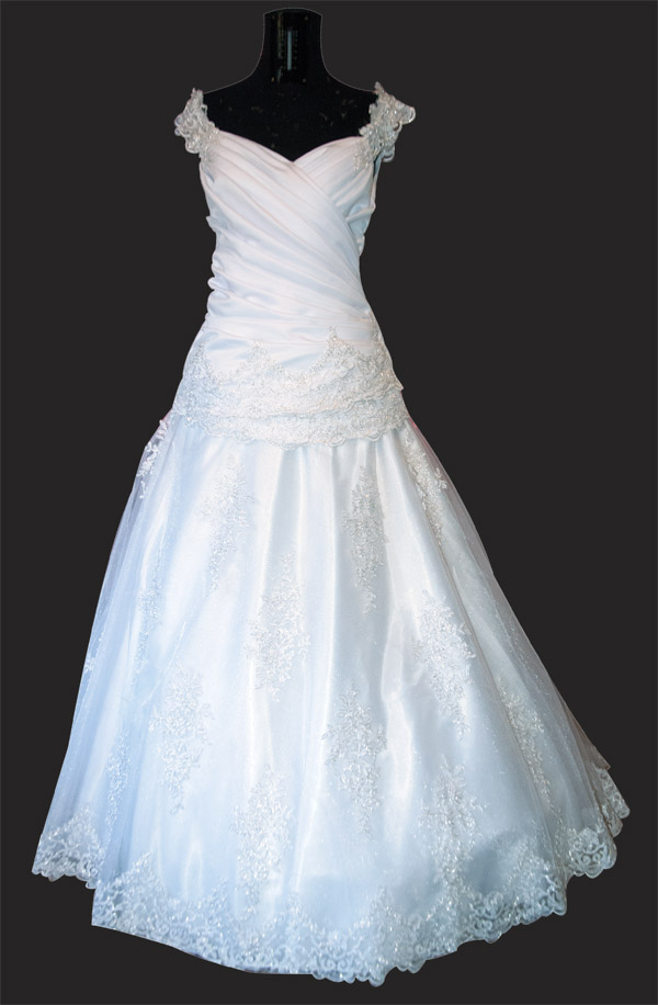 Wedding Gowns and Bridal Dresses for christian Brides (14)
