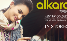Alkaram Studio Fall Winter Collection 2015-2016 Complete Catalog
