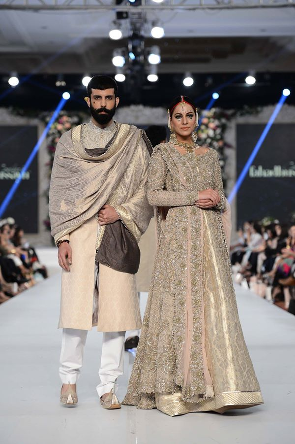 Fahad-Hussayn-at-PFDC-LOreal-Paris-Bridal-Week-2015-2016 (2)