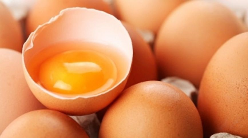 egg yolk for thick eyebrows
