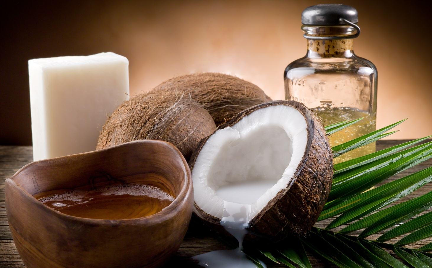 natural coconut oil for growing eyebrows