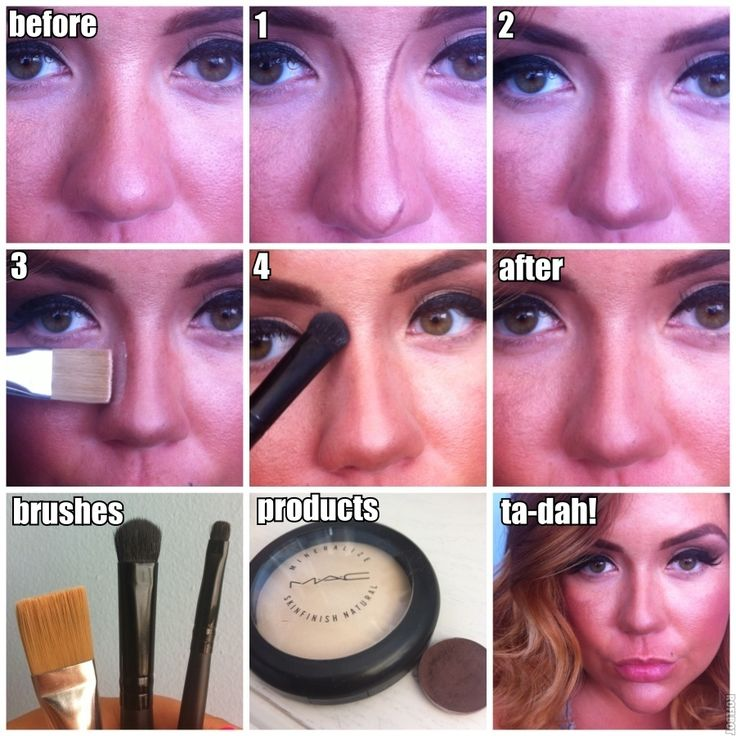 How-to-make-your-nose-look-thinner-with-make-up (2)