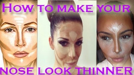 How-to-make-your-nose-look-thinner-with-make-up (21)