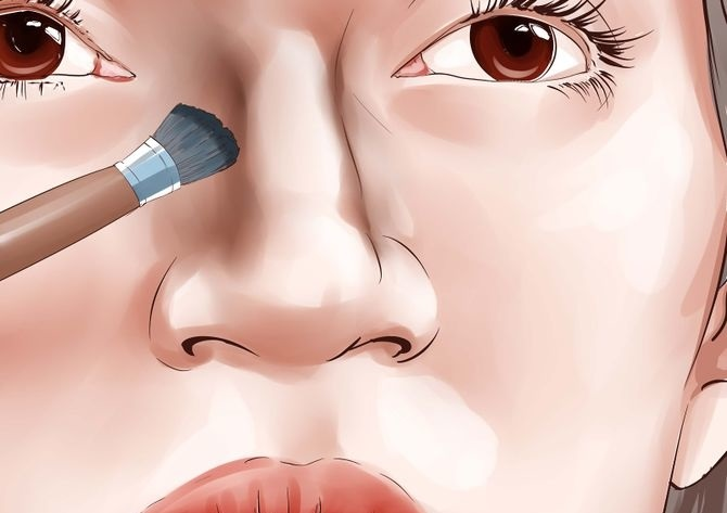 How-to-make-your-nose-look-thinner-with-make-up (4)