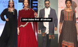 Lakme Fashion Week 2016 All Indian Designer Collections Runway Highlights