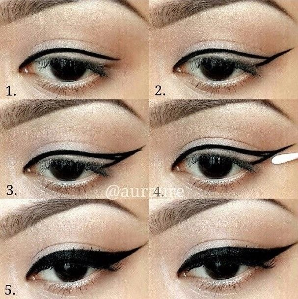 How-to-apply-winged-eyeliner-tutorial (2)