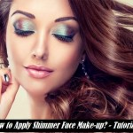 How-to-do-shimmery-face-makeup-tutorial (9)