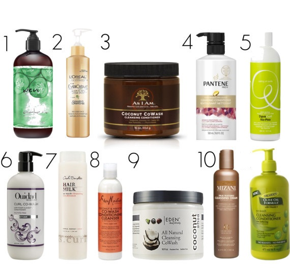 top 10 hair conditioners