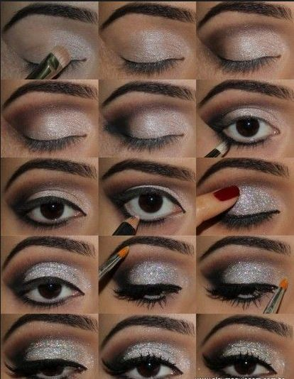 how-to-do-shimmery-face-makeup-tutorial (5)