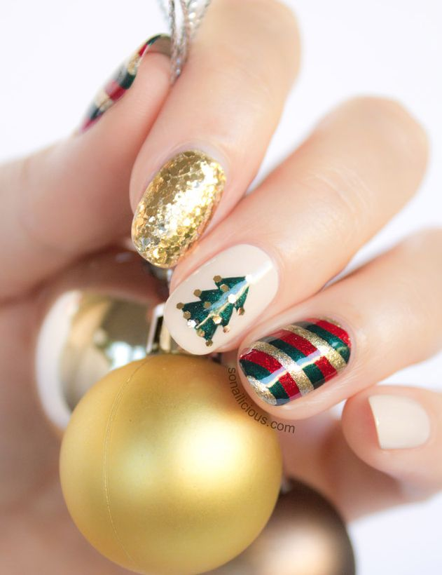 Last-Minute-Christmas-Nail-Art-Hacks-n-Tricks (4)
