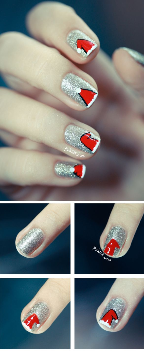 Last-Minute-Christmas-Nail-Art-Hacks-n-Tricks (56)