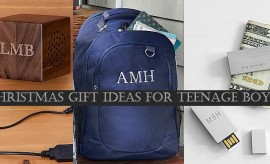 Exclusive Christmas Gift/Present ideas for Teenage Boys – Xmas Gifts for Him
