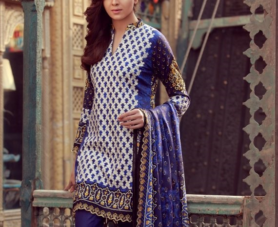 royal winter suit by LIBAS