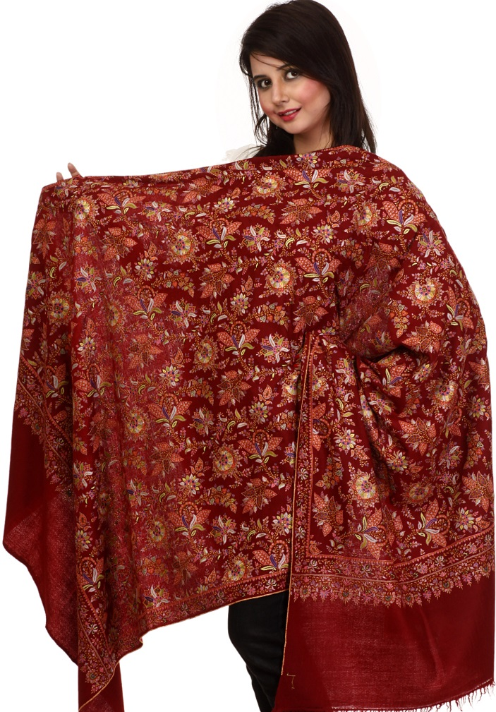 Designer-Embroidered-Kashmiri-Shawls (10)