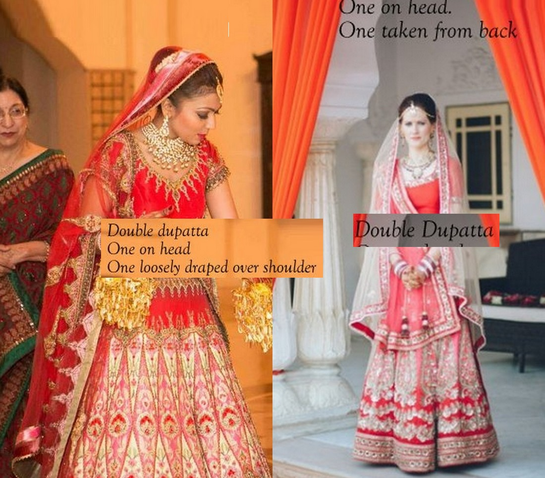 Indian-Bridal-Dupatta-Setting-Styles-and-Trends (8)