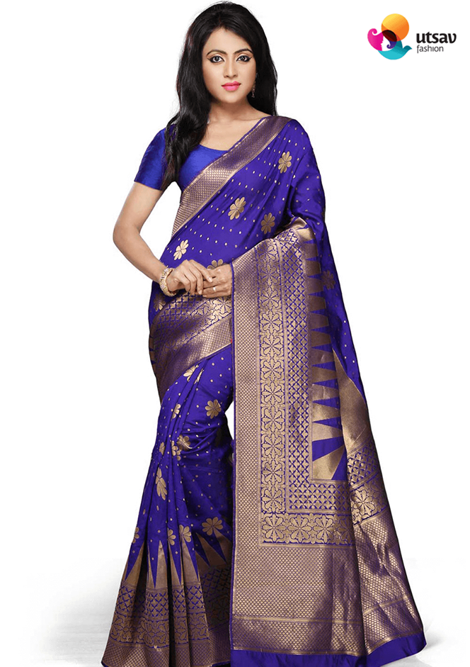 Utsav Designer Sarees Online