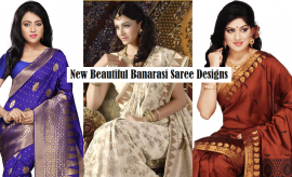 Designer Banarasi Sarees Latest Collection by Utsav Fashion India