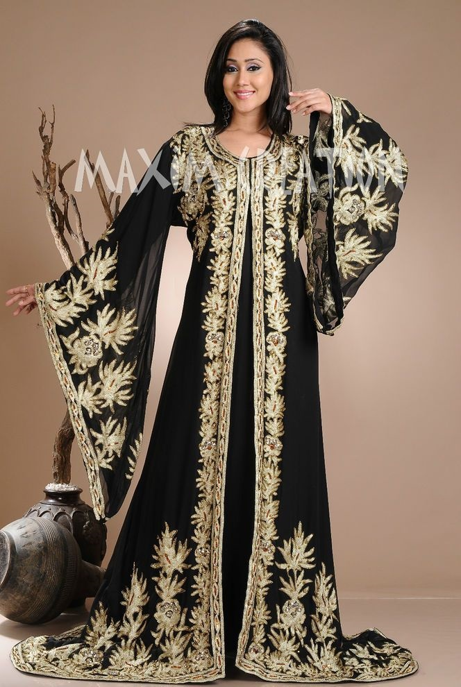 Fancy abaya designs new party wear formal abaya Fashion embroidery designs