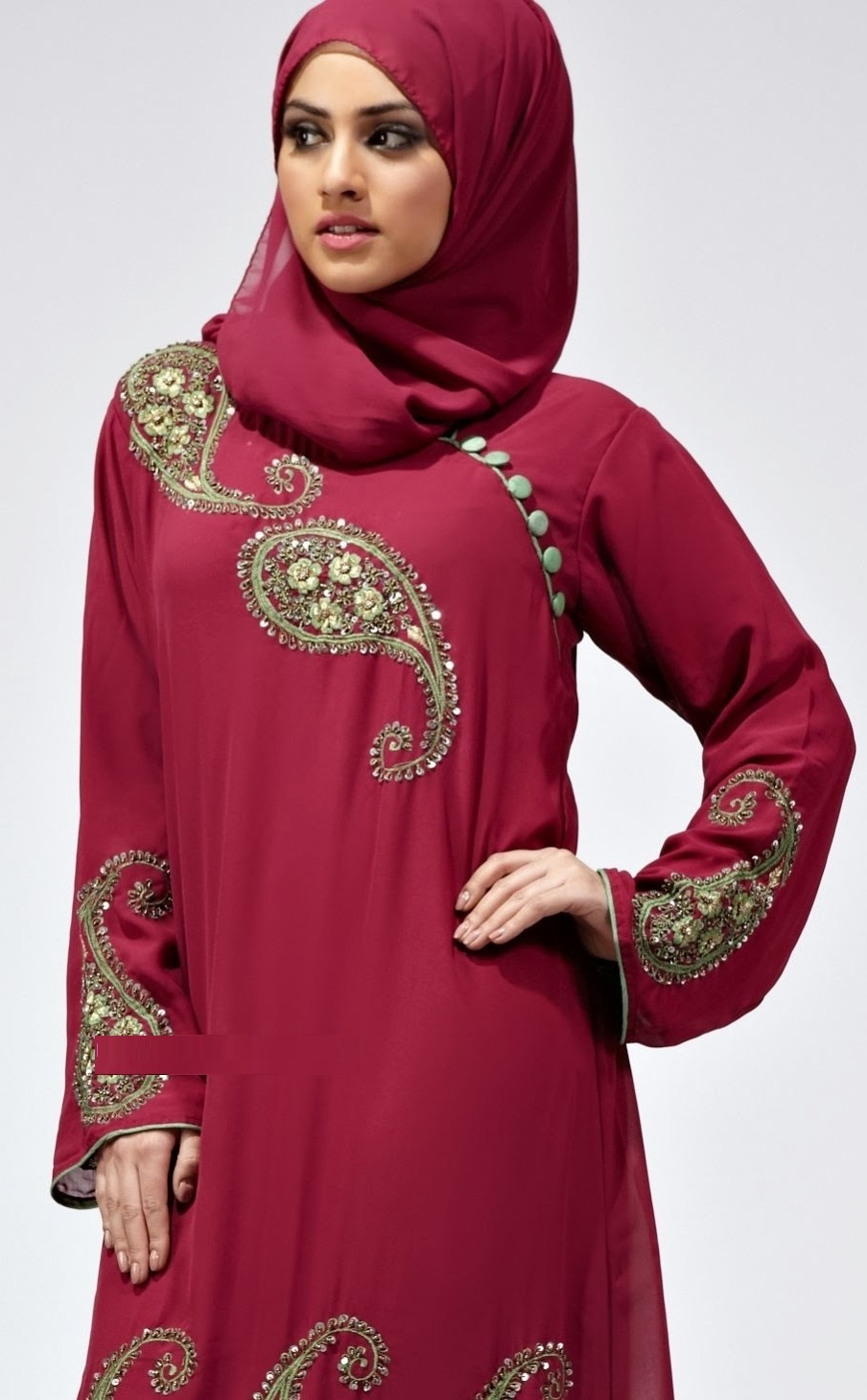 Latest-Formal-embroidered-Abaya-Designs (9)