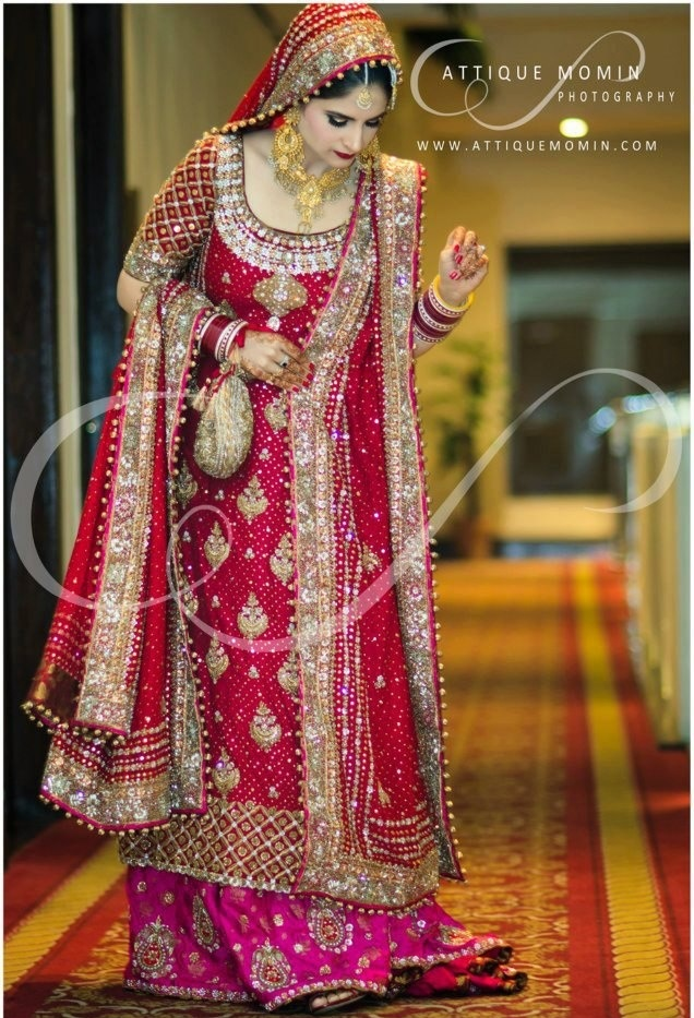 Pakistani-Bridal-Dupatta-Setting-Styles-and-Trends (12)